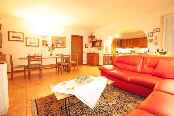 Appartamento in vendita a Inzago, Naviglio, Con giardino, 118 mq - Foto 22