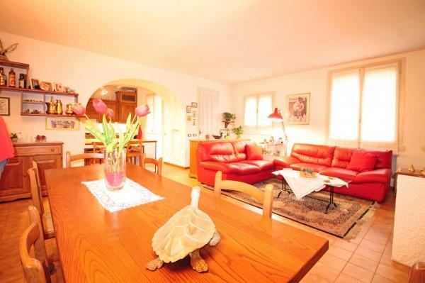 Appartamento in vendita a Inzago, Naviglio, Con giardino, 118 mq - Foto 8