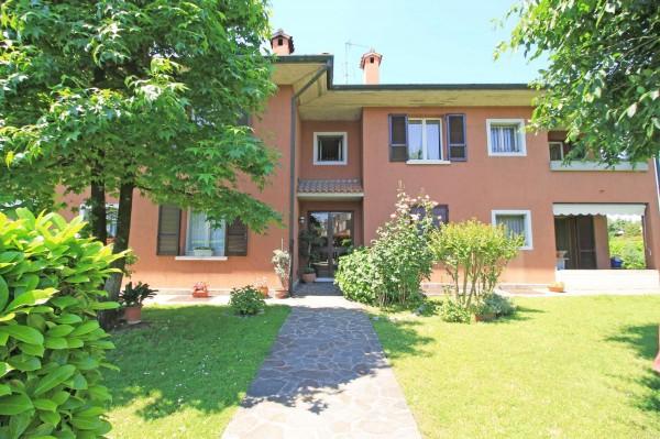 Appartamento in vendita a Inzago, Naviglio, Con giardino, 118 mq - Foto 4