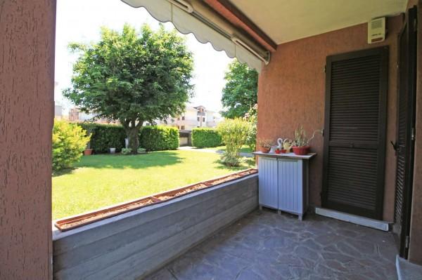 Appartamento in vendita a Inzago, Naviglio, Con giardino, 118 mq - Foto 24