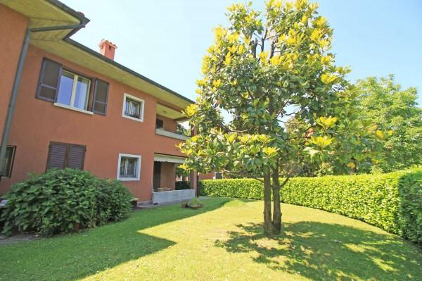 Appartamento in vendita a Inzago, Naviglio, Con giardino, 118 mq - Foto 3