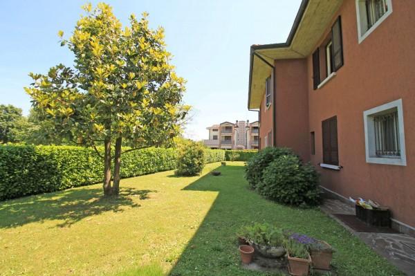Appartamento in vendita a Inzago, Naviglio, Con giardino, 118 mq - Foto 9