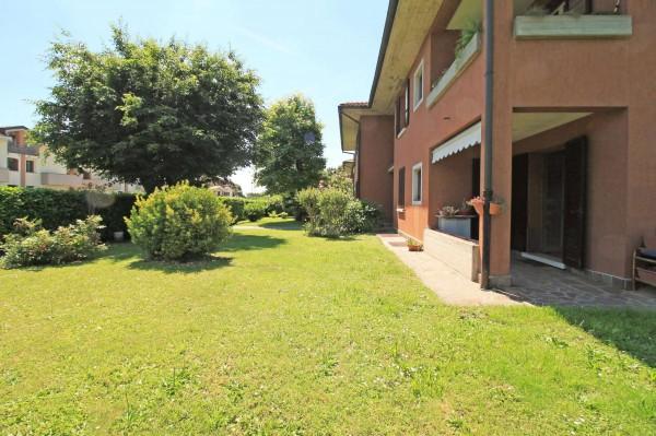Appartamento in vendita a Inzago, Naviglio, Con giardino, 118 mq - Foto 23