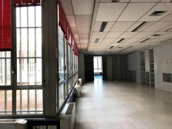 Ufficio in vendita a Torino, Madonna Di Campagna, 600 mq - Foto 14