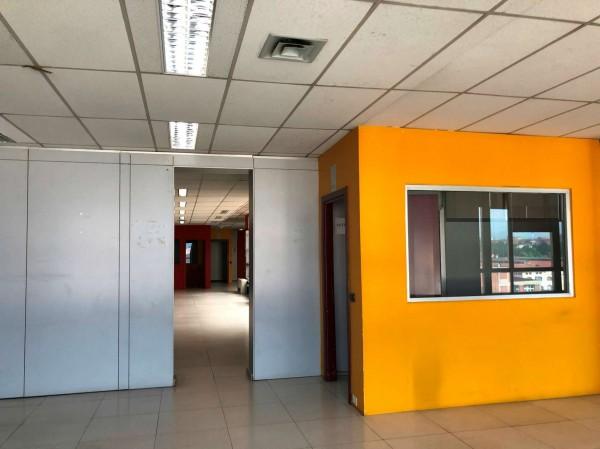 Ufficio in vendita a Torino, Madonna Di Campagna, 600 mq - Foto 11