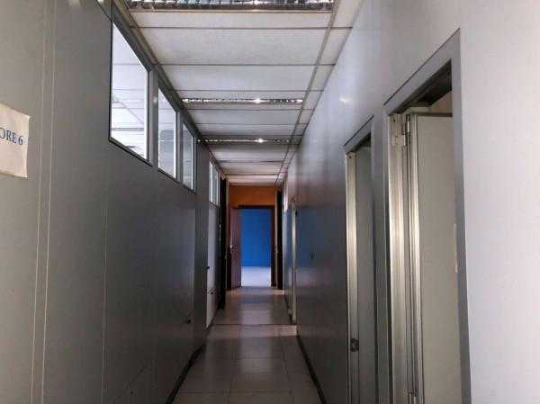 Ufficio in vendita a Torino, Madonna Di Campagna, 600 mq - Foto 10