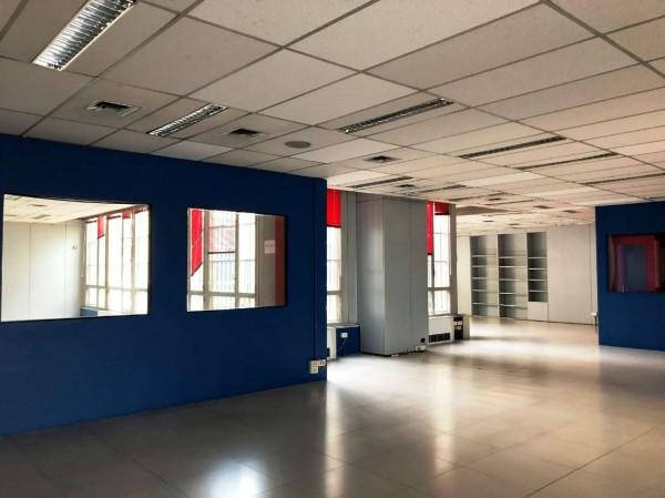 Ufficio in vendita a Torino, Madonna Di Campagna, 600 mq - Foto 15