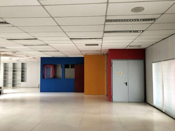 Ufficio in vendita a Torino, Madonna Di Campagna, 600 mq - Foto 16
