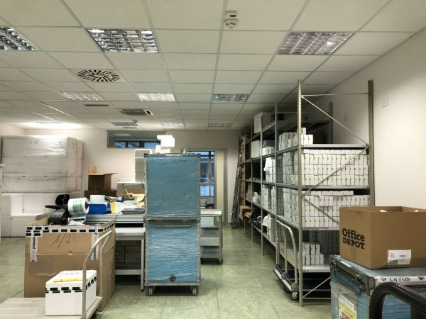 Ufficio in vendita a Torino, Madonna Di Campagna, 700 mq - Foto 5