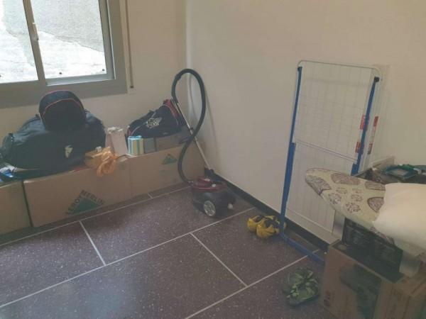 Appartamento in vendita a Genova, Adiacenze Monoblocco San Martino, 95 mq - Foto 13