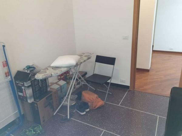 Appartamento in vendita a Genova, Adiacenze Monoblocco San Martino, 95 mq - Foto 14
