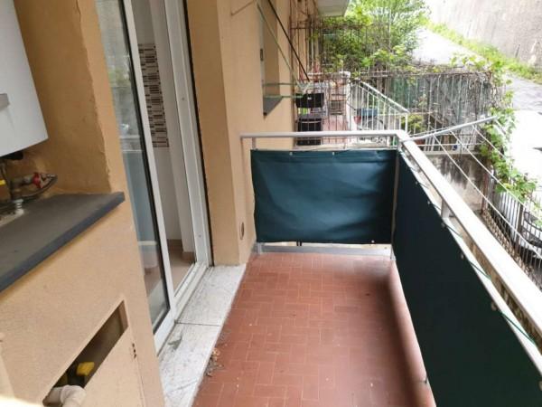 Appartamento in vendita a Genova, Adiacenze Monoblocco San Martino, 95 mq - Foto 34