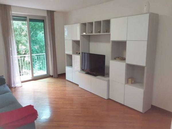 Appartamento in vendita a Genova, Adiacenze Monoblocco San Martino, 95 mq - Foto 47
