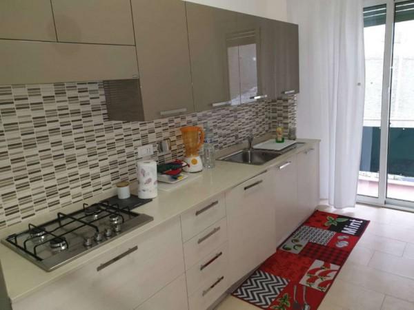 Appartamento in vendita a Genova, Adiacenze Monoblocco San Martino, 95 mq - Foto 20
