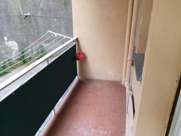Appartamento in vendita a Genova, Adiacenze Monoblocco San Martino, 95 mq - Foto 4