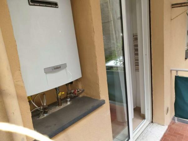 Appartamento in vendita a Genova, Adiacenze Monoblocco San Martino, 95 mq - Foto 3