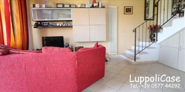 Appartamento in vendita a Murlo, Con giardino, 87 mq - Foto 12