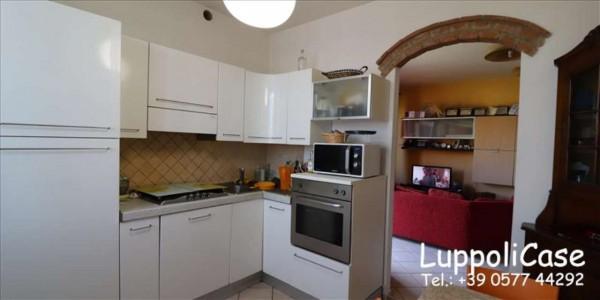 Appartamento in vendita a Murlo, Con giardino, 87 mq - Foto 14