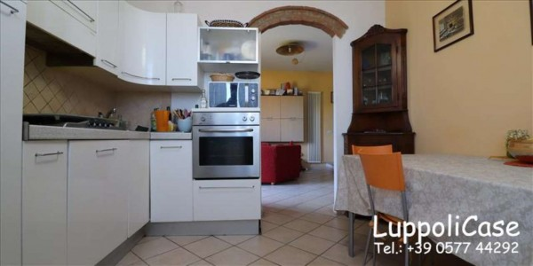 Appartamento in vendita a Murlo, Con giardino, 87 mq - Foto 13
