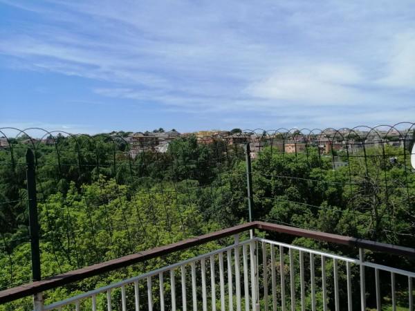 Appartamento in affitto a Roma, Cassia, San Godenzo, Grottarossa, Con giardino, 110 mq