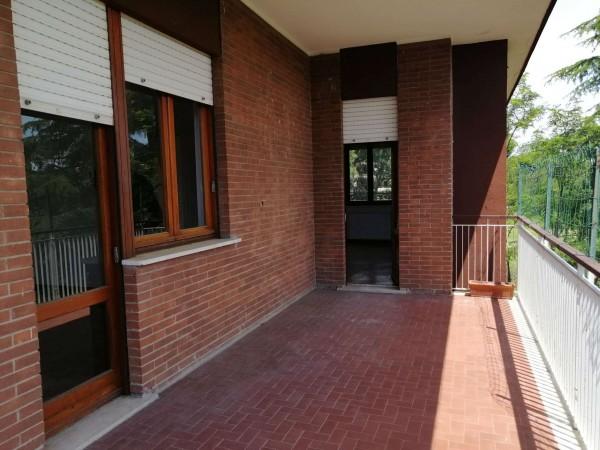 Appartamento in affitto a Roma, Cassia, San Godenzo, Grottarossa, Con giardino, 110 mq - Foto 16