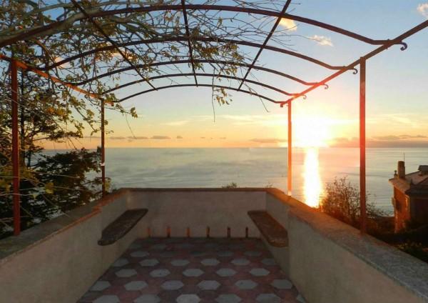 Villa in vendita a Lavagna, Santa Giulia, Con giardino, 1200 mq