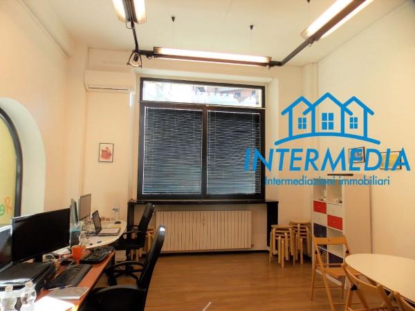 Ufficio in affitto a Milano, Mm Porta Romana, 180 mq - Foto 22