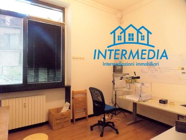 Ufficio in affitto a Milano, Mm Porta Romana, 180 mq - Foto 12