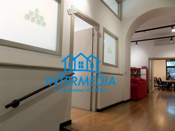 Ufficio in affitto a Milano, Mm Porta Romana, 180 mq - Foto 24