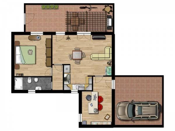 Appartamento in vendita a Lecce, Centro, 276 mq - Foto 3