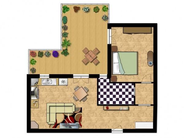 Appartamento in vendita a Lecce, Centro, 276 mq - Foto 5