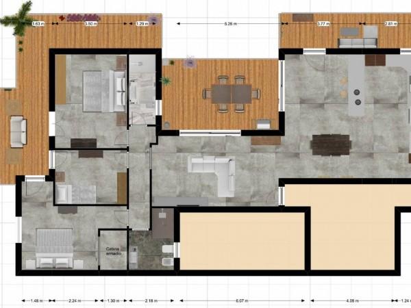 Appartamento in vendita a Lecce, Centro, 276 mq - Foto 7