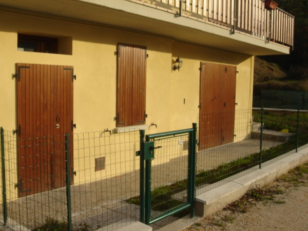 Appartamento in vendita a Monterenzio, Pizzano, Con giardino, 65 mq