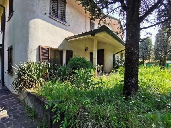 Villa in vendita a Crema, Residenziale, Con giardino, 378 mq