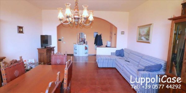 Appartamento in vendita a Castelnuovo Berardenga, 111 mq - Foto 5