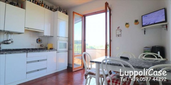 Appartamento in vendita a Castelnuovo Berardenga, 111 mq - Foto 14