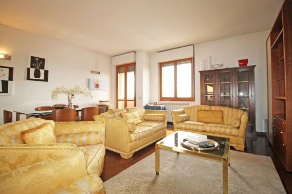 Appartamento in vendita a Cassano d'Adda, Vallette, Con giardino, 130 mq - Foto 4