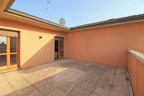 Appartamento in vendita a Cassano d'Adda, Vallette, Con giardino, 130 mq - Foto 3