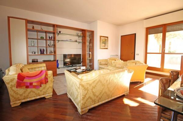 Appartamento in vendita a Cassano d'Adda, Vallette, Con giardino, 130 mq - Foto 18