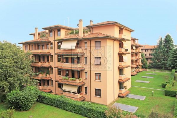 Appartamento in vendita a Cassano d'Adda, Vallette, Con giardino, 130 mq - Foto 20