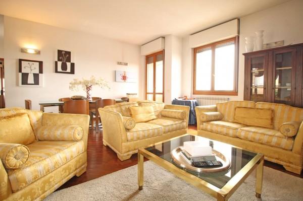 Appartamento in vendita a Cassano d'Adda, Vallette, Con giardino, 130 mq - Foto 10