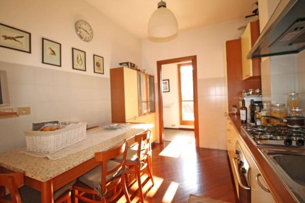 Appartamento in vendita a Cassano d'Adda, Vallette, Con giardino, 130 mq - Foto 16