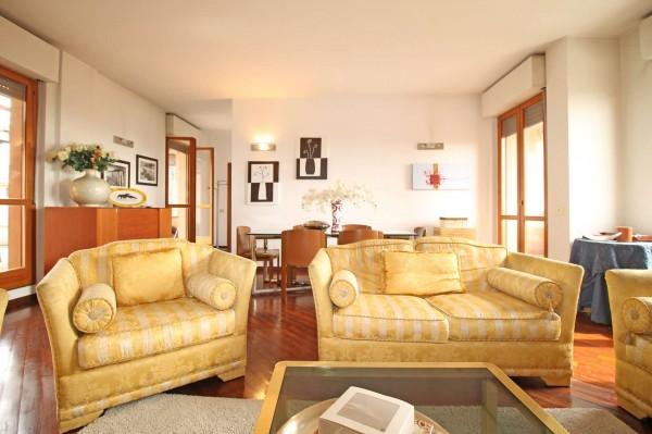 Appartamento in vendita a Cassano d'Adda, Vallette, Con giardino, 130 mq - Foto 11