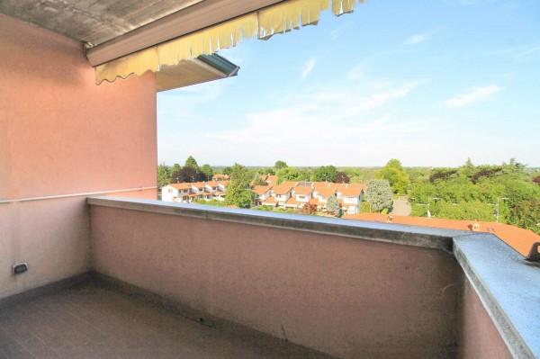 Appartamento in vendita a Cassano d'Adda, Vallette, Con giardino, 130 mq - Foto 19