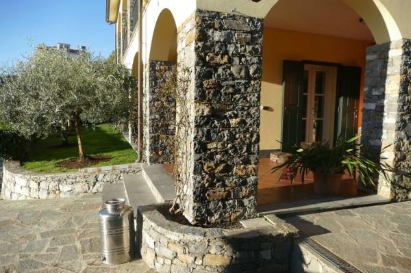 Villa in vendita a Leivi, Residenziale, Con giardino, 380 mq - Foto 6
