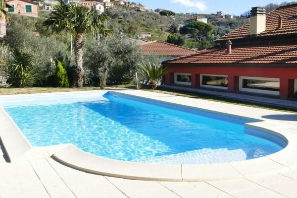 Villa in vendita a Leivi, Residenziale, Con giardino, 380 mq - Foto 9