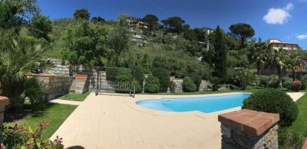 Villa in vendita a Leivi, Residenziale, Con giardino, 380 mq - Foto 5