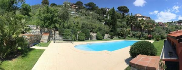 Villa in vendita a Leivi, Residenziale, Con giardino, 380 mq - Foto 1