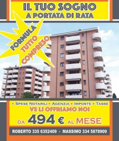 Appartamento in vendita a Busto Arsizio, Villini, Con giardino, 57 mq - Foto 8