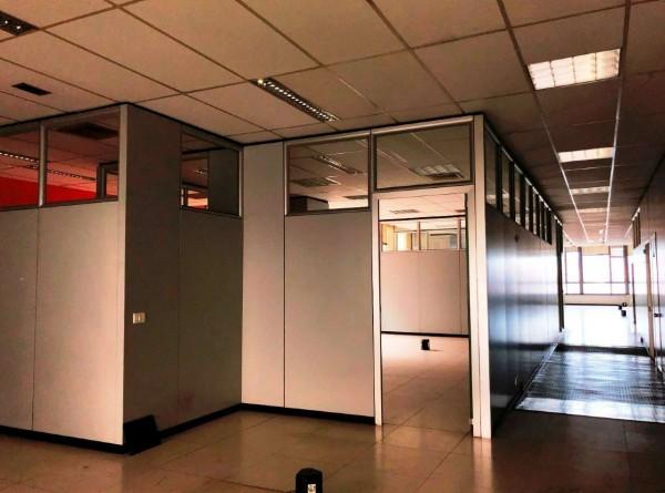 Ufficio in vendita a Torino, Madonna Di Campagna, 420 mq - Foto 8